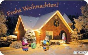 inPuncto Weihnachtswünche