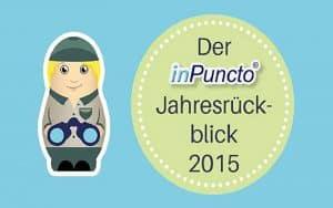 Das war 2015 für inPuncto GmbH