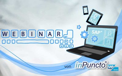 Kostenlose Webinare zur SAP-Add-on-Software von inPuncto für dokumentbasierte Geschäftsprozesse