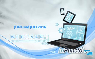 Kostenlose Webinare zum Thema Dokumente in SAP-Prozessen