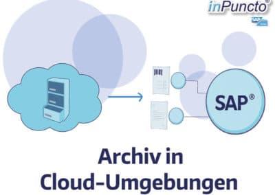 Archiv in Cloud-Umgebungen