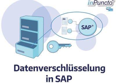 Verschlüsselung von Daten und Dokumenten in SAP