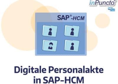 Digitale Personalakte in SAP-HCM