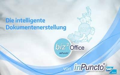 Einfache Dokumentenerzeugung bzw. Output-Management mit den inPuncto-Add-ons für SAP