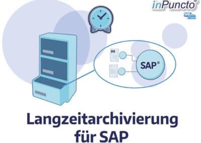 Langzeitarchivierung von Daten & Dokumenten in SAP