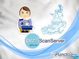 Compression process for PDF documents in SAP with inPuncto ScanServer v.2.6.66