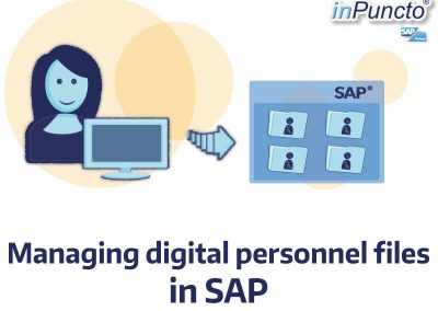 Personnel file Management in SAP