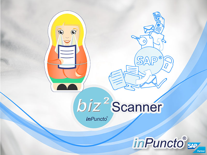 Scanner software for SAP