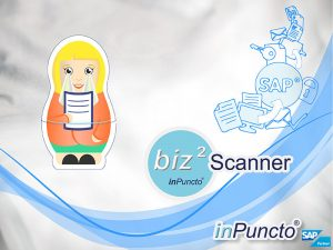 Scanner-Software for SAP by inPuncto with an update