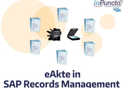 eAkte in SAP Records Management