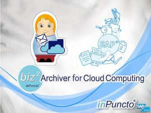 Archive software for sap cloud with inPuncto