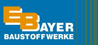E. Bayer Baustoffwerke GmbH + Co. KG