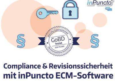 Compliance-Anforderungen einhalten