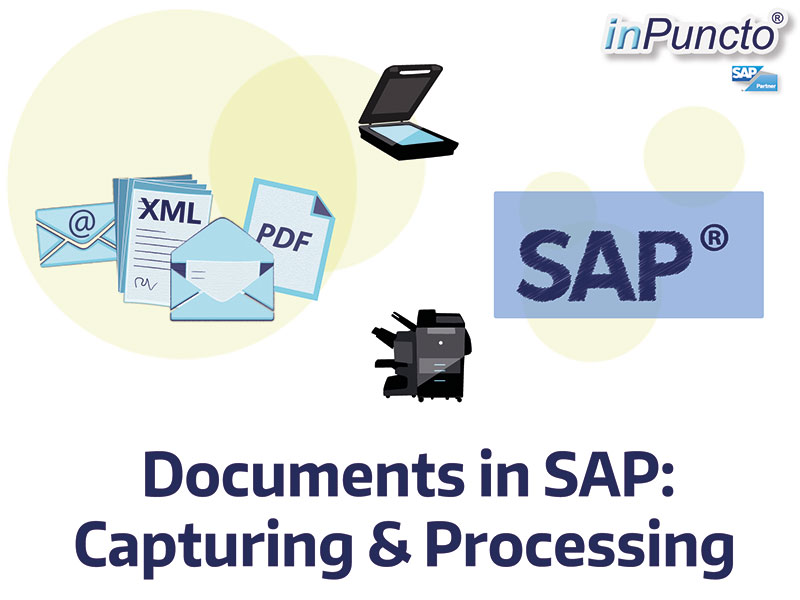 SAP Scanning & archiving documents, scanner integration