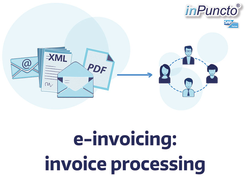 Invoice Processing Purchase To Pay Optimization - Sap invoice automation