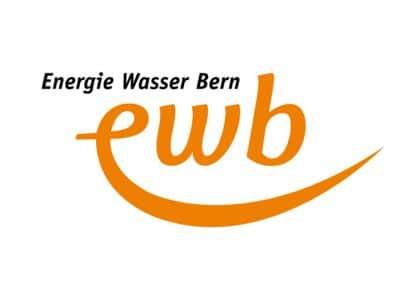 Energie Wasser Bern, der Energieversorger in Bern, Schweiz