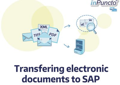 Electronic documents receipt