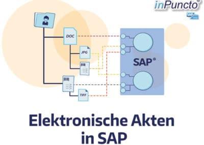 Elektronische Akte in SAP: eAkte