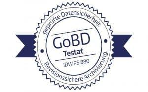 Elektronische Archivierung nach den neuen GoBD sehen Sie sich unser Video an