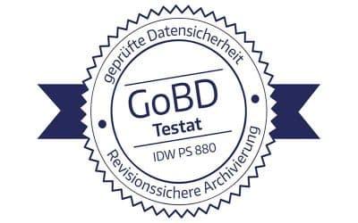 GoBD: Elektronische Archivierung und Anforderungen