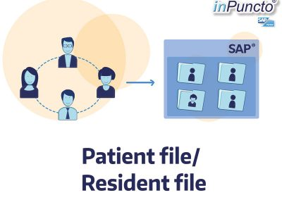 Patient file – Resident file