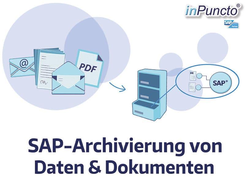 SAP-Archivierung von Daten und Dokumenten