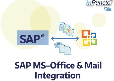 SAP-Office-Integration