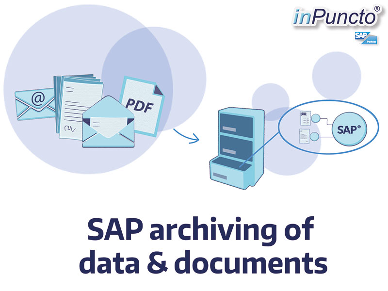 sap data archiving With the growth of a productive sap database grows, ixos software ag`s ixos- econserver for sap data archiving is set to help companies lower both the cost .