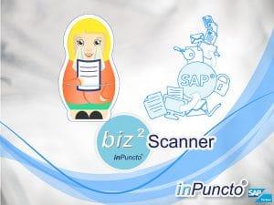 SAP scanner software for document capturing