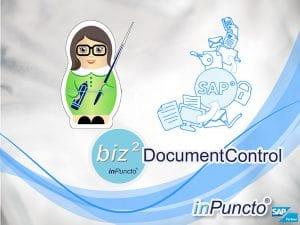 softwaretool biz²DocumentControl by inPuncto