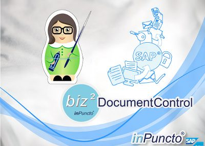 Workflow management for SAP