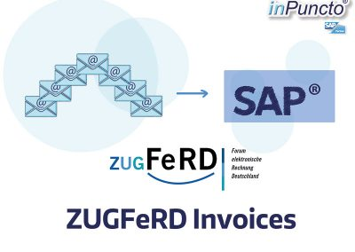 e-invoicing: ZUGFeRD invoices in SAP