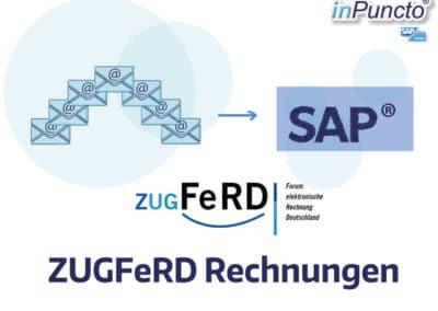 e-Rechnungen im ZUGFeRD-Format für SAP