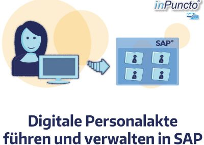 Digitale Personalakten führen & verwalten