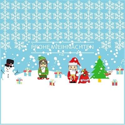inPuncto wünscht Frohe Weihnachten!