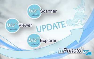 Display updates for the scanner software, the document browser and the document viewer