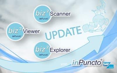 Darstellungsupdate für Scanner-Software, Dokumentenbrowser und Dokumenten-Viewer