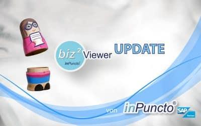 inPuncto Dokumenten-Viewer für SAP erhielt Update