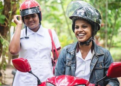 Mobile Hebammen für Laos