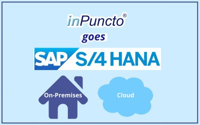 SAP S/4HANA: inPuncto add-ons compatible with the new SAP Suite