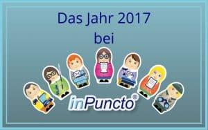 inPuncto Herausforderungen 2017 im Rückblick