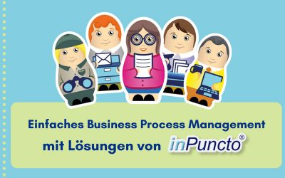 Business Process Management with inPuncto solutions for SAP