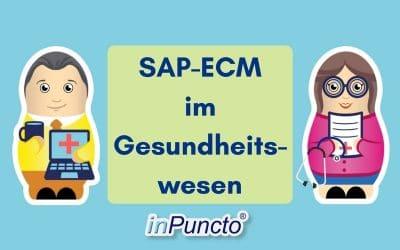 Lösungen für das SAP-Dokumentenmanagement im Gesundheitswesen