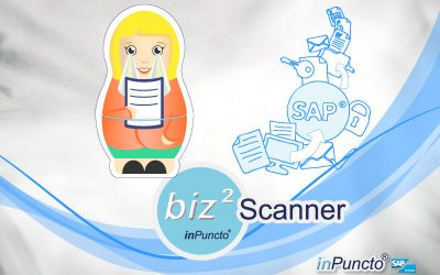 Release of the new scanner software update for SAP by inPuncto