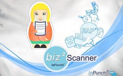 Das neue Scanner-Software Update für SAP von inPuncto ist freigegeben