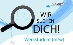 Werkstudent (m/w) Webdesign / Webentwicklung ab sofort gesucht