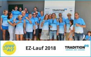 EZ-Lauf 2018: inPuncto war auch dabei