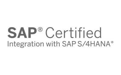 inPunctos biz²Archiver 3.1 erhält SAP-Zertifizierung für die Integration mit SAP S/4HANA®
