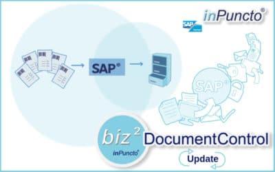 Update für das inPuncto Workflow-Tool für SAP