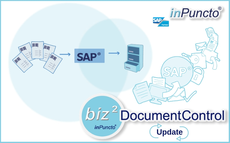 inPuncto Workflow-Tool für SAP Update